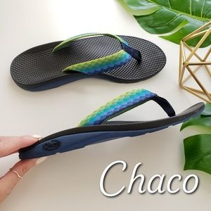 CHACO Eco-tread flip flop thong sandals